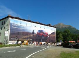 Ubytovna SHB Štrbské Pleso - Vysoké Tatry