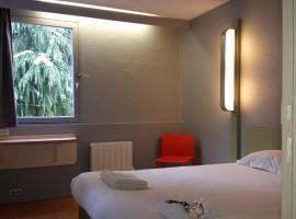 Hotel Inn Design Moutiers, Мутье (рядом с городом Salins-les-Thermes)
