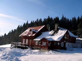 Hospůdka Na Perlíčku - Prdek, Paseky nad Jizerou (Rejdice yakınında)