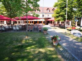 Barfüßer Hotel Neu-Ulm, Ulm (Holzheim yakınında)