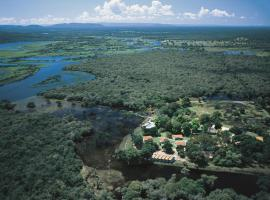 Pousada Do Rio Mutum, Barao de Melgaco (Barra do Aricá yakınında)