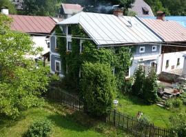 Opolenec, Kašperské Hory (Annín yakınında)
