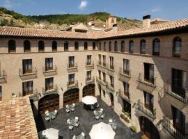 Hotel Cienbalcones, Daroca (Báguena yakınında)