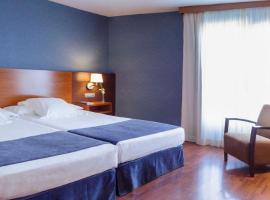 Hotel Torre de Sila, Tordesillas (Pollos yakınında)