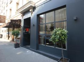 Acropolis Hotel Paris Boulogne