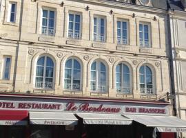 Le Bordeaux, Luçon (рядом с городом Sainte-Gemme-la-Plaine)