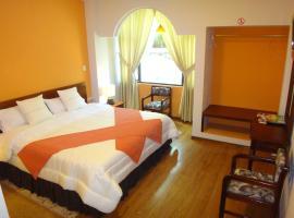 La Villa del Peñon Hotel & Spa., Baños