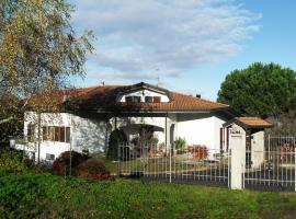 Villa Motti, Arona (Dormelletto yakınında)