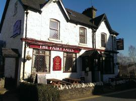 The Fairy Falls, Trefriw