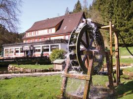 Jägerhof Kropfmühle, Seewald (Erzgrube yakınında)