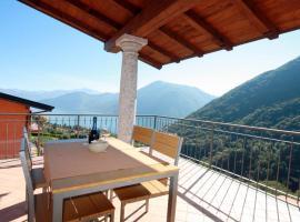 The Balcony on the Lake, Dizzasco
