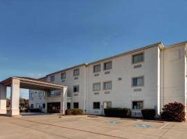 Motel 6 Waco Woodway 2 Star Hotel