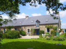 Le Boterff, Saint-Mayeux (рядом с городом Plussulien)