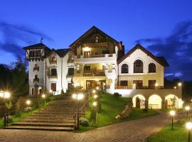 Hotel Turnul, Moieciu de Jos