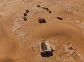 Razgui Desert Camps Chegaga, El Gouera