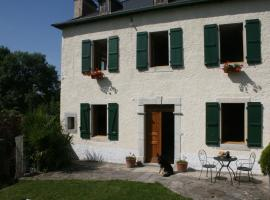 La Maison Aux Volets Verts, Saucède (рядом с городом Lucq-de-Béarn)
