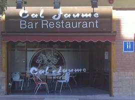 Hostal Can Jaume, Mollerusa (Fondarella yakınında)