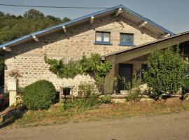 Villa Maison L Alzou, Brandonnet (рядом с городом Pachins)