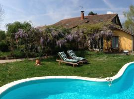 Holiday home Domaine A Marmande 2, Berdoues (Near Mirande)
