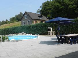 Holiday home La Romantique, Bellevaux-Ligneuville