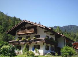 Apartment Im Chiemgau 1