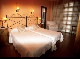Hotel El Castellar, Moscardón