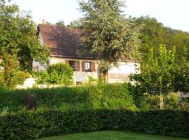 Holiday home Helderhof, Millay (рядом с городом Saint-Nizier-sur-Arroux)