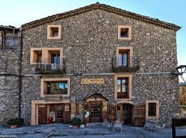 Casa Rural Cal Farragetes, Tuixen (рядом с городом Montargull de la Vansa)