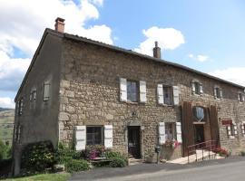 La Grange Fleurie, Tramayes (рядом с городом Trambly)