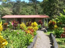 Nacientes Lodge, Bijagua (Martirio yakınında)