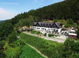 Triniushütte Hotel & Ferienwohnung, Rauenstein (Theuern yakınında)