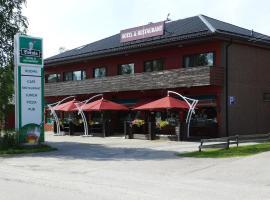 Botnia Hotel & Restaurant, Kruunupyy (рядом с городом Пиетарсаари)