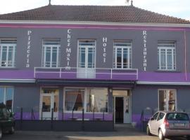 Chez Maxim, Saint-Sauveur (рядом с городом Belmont)