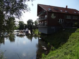 Hotel Restaurant Bootshaus, Achim (Hagen yakınında)