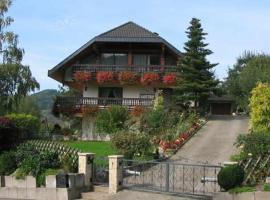 Ferienwohnung Vetter, Seelbach (Schuttertal yakınında)