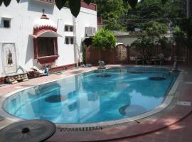 Rang Niwas Palace