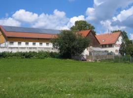 Ferienhof Roller, Simmersfeld (Neuweiler yakınında)