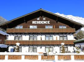 Hotel Pension Residence