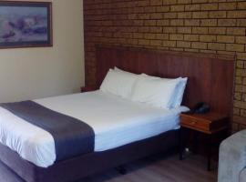 Cardigan Lodge Motel, Ballarat (Snake Valley yakınında)