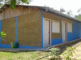 Amazon Eco Hostel, Iranduba (Colônia Paricatuba yakınında)