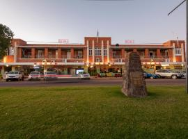 North Gregory Hotel, Winton