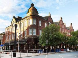 The Furness Railway Wetherspoon, Barrow in Furness