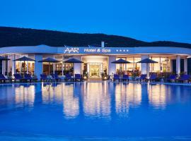Aar Hotel & Spa, Янина (рядом с городом Manteio)