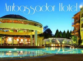 Ambassador Hotel Thessaloniki, Plagiárion
