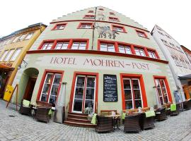 Hotel Mohren Post, Wangen im Allgäu