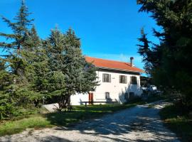 Agriturismo Ripalta, Pietranico (Vicoli yakınında)