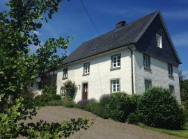 Historical Apartment, Gummersbach (Marienheide yakınında)