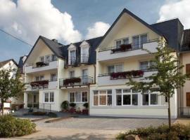 Hotel Zur Post Meerfeld, Meerfeld (Bettenfeld yakınında)