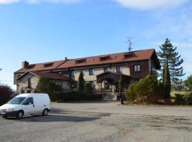 Motel Tošanovice, Dolní Tošanovice (Horní Třanovice yakınında)