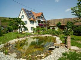 Winzerhof Bitzenhofer, Vogtsburg (Achkarren yakınında)
